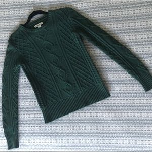 Bass Sweaters - Cable Knit Sweater